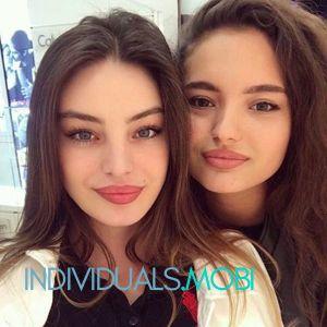 Ира и Аня