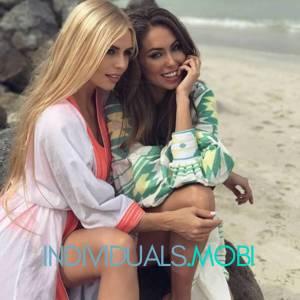Лена и Вика